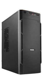BrandStar Компьютер BrandStar Офисный 1101051-003. AMD A10 X4 7700K. AMD A58 mATX FM2+. DDR3 8GB PC-10660 1333MHz. 500GB 7200rpm. Встроенная. Без привода. Sound HDA 7.1. Zalman ZM-T1 mATX black. Без операционной системы (системный блок для офиса) jzl memoria pc3 10600 ddr3 1333mhz pc3 10600 ddr 3 1333 mhz 8gb lc9 240 pin desktop pc computer dimm memory ram for amd cpu