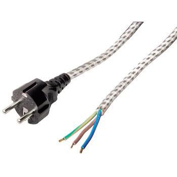 Как заменить питающий кабель