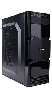 BrandStar Компьютер BrandStar Офисный 1100319-003. AMD A4 X2 7300. AMD A58 mATX FM2+. DDR3 8GB PC-10660 1333MHz. 1TB 7200rpm. Встроенная. Без привода. Sound HDA 7.1. Zalman ZM-T3 mATX black. Без операционной системы (системный блок для офиса) jzl memoria pc3 10600 ddr3 1333mhz pc3 10600 ddr 3 1333 mhz 8gb lc9 240 pin desktop pc computer dimm memory ram for amd cpu