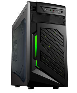 BrandStar Компьютер BrandStar Офисный 1100901-003. AMD A8 X4 7600. AMD A58 mATX FM2+. DDR3 8GB PC-10660 1333MHz. 1TB 7200rpm. Встроенная. Без привода. Sound HDA 7.1. Case mATX 450W black. Без операционной системы (системный блок для офиса) jzl memoria pc3 10600 ddr3 1333mhz pc3 10600 ddr 3 1333 mhz 8gb lc9 240 pin desktop pc computer dimm memory ram for amd cpu