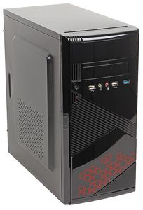 BrandStar Компьютер BrandStar Офисный 1101066-003. AMD A10 X4 7700K. AMD A58 mATX FM2+. DDR3 8GB PC-10660 1333MHz. 1TB 7200rpm. Встроенная. DVD±RW. Sound HDA 7.1. Case mATX 450W black. Без операционной системы (системный блок для офиса) jzl memoria pc3 10600 ddr3 1333mhz pc3 10600 ddr 3 1333 mhz 8gb lc9 240 pin desktop pc computer dimm memory ram for amd cpu